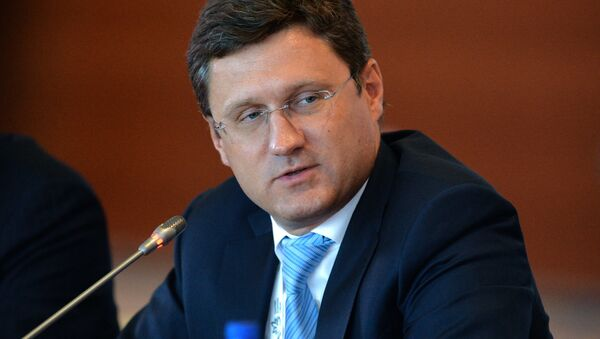 Rusya Enerji Bakanı Aleksandr Novak - Sputnik Türkiye