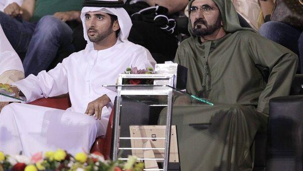 Dubai Veliaht Prensi Şeyh Hamdan Bin Muhammed Bin Raşid El Maktum - Sputnik Türkiye