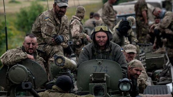 Ukrayna askeri - Sputnik Türkiye