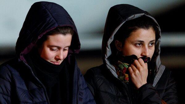 Suriye'de kaçırılan İtalyan kadınlar Greta Ramelli ile Vanessa Marzullo - Sputnik Türkiye
