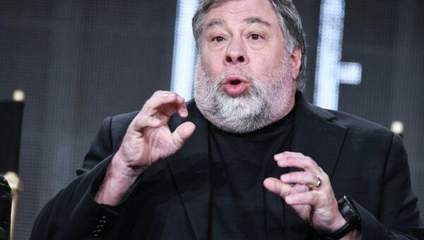 Apple şirketinin kurucularından Steve Wozniak - Sputnik Türkiye
