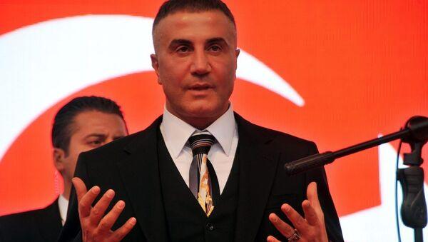 Sedat Peker - Sputnik Türkiye