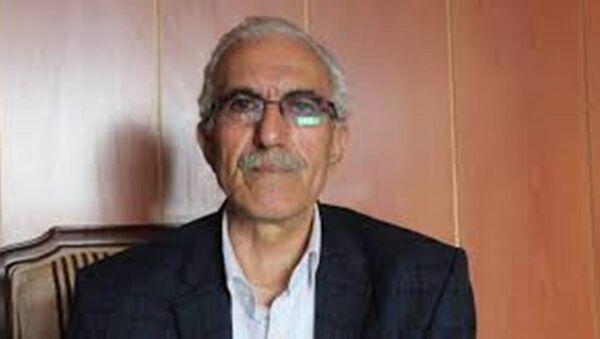 Hınıs Belediye Başkanı Hasan Basri Fırat - Sputnik Türkiye