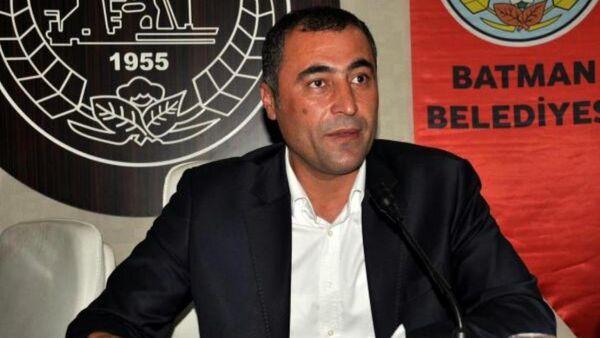 Batman Belediye Başkanı Sabri Özdemir - Sputnik Türkiye