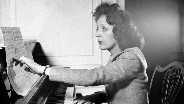 Edith Piaf - Sputnik Türkiye