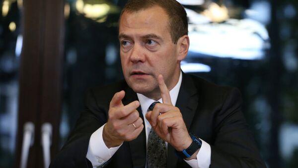 Dimitriy Medvedev - Sputnik Türkiye