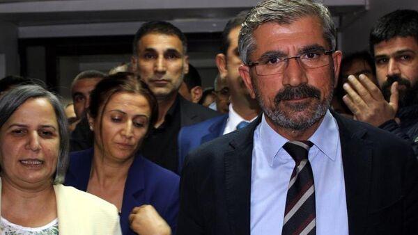 Diyarbakır Baro Başkanı Tahir Elçi - Sputnik Türkiye