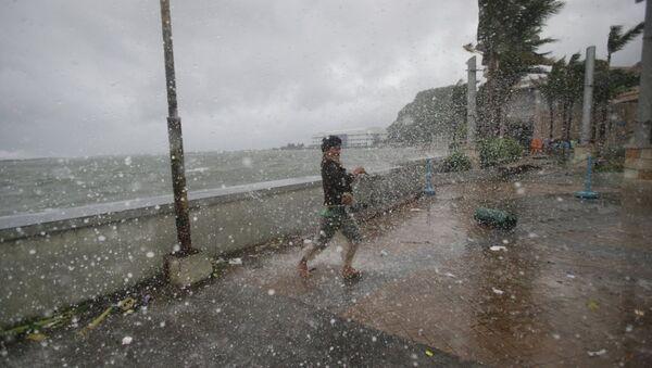 Filipinler tayfun - Sputnik Türkiye