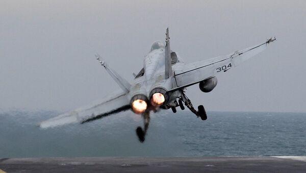 F-18 - Sputnik Türkiye