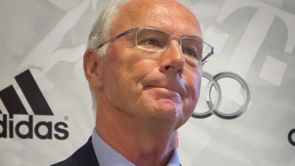 Franz Beckenbauer - Sputnik Türkiye