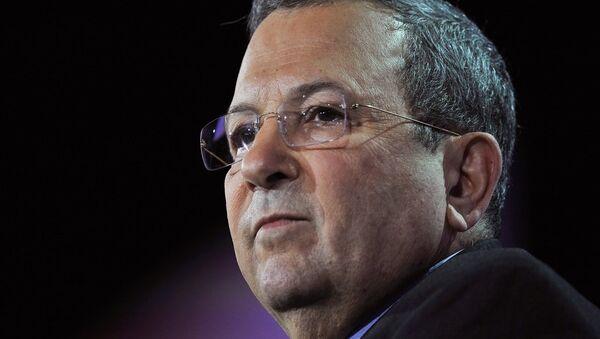 İsrail eski Savunma Bakanı Ehud Barak - Sputnik Türkiye