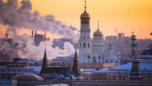 Moskova - Sputnik Türkiye