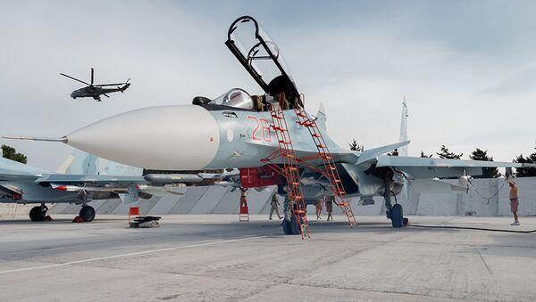 Rusya'nın Suriye operasyonu - Sputnik Türkiye