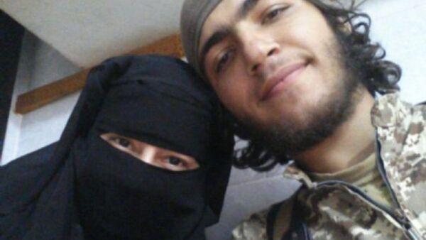 IŞİD'e katılan Hülya Tuba Bozkurt - Sputnik Türkiye