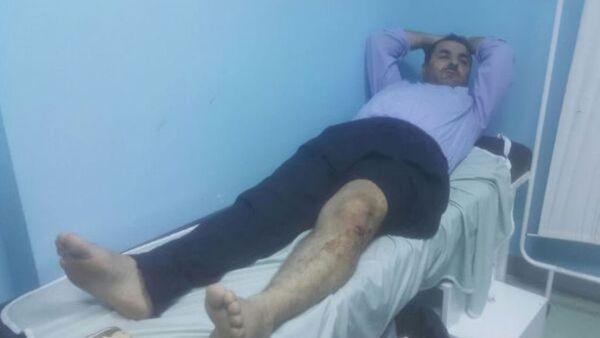 Şırnak'ta Hüda-Par İlçe Başkanı Mehmet Hamit Ersoy, silahlı saldırıda yaralandı - Sputnik Türkiye