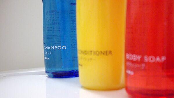 Kozmetik ürünleri - sabun - şampuan - Sputnik Türkiye