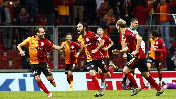 Galatasaray - Eskişehirspor - Sputnik Türkiye