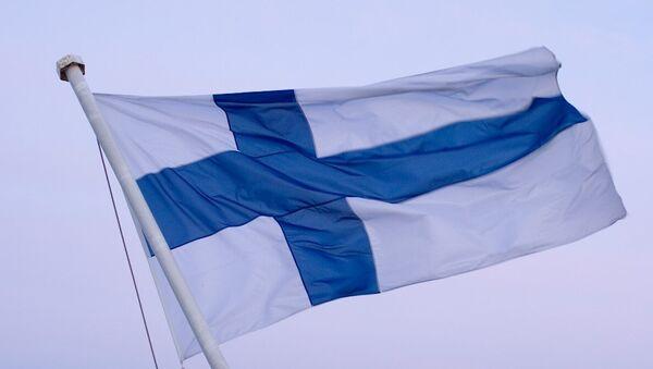 Finlandiya bayrağı - Sputnik Türkiye