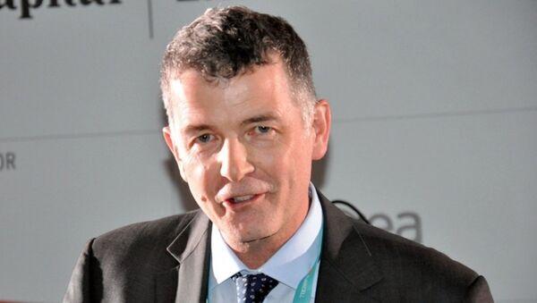 Richard Moore, ocak 2014'ten beri Birleşik Krallık'ın Türkiye Büyükelçisi. - Sputnik Türkiye