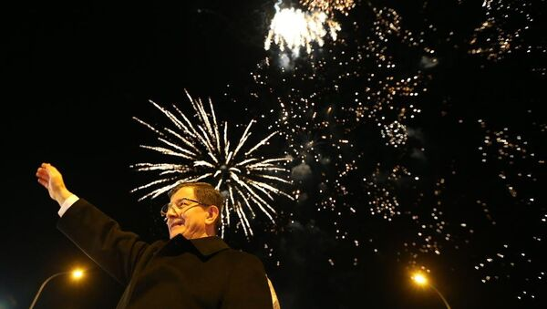 1 Kasım seçimi - Sputnik Türkiye