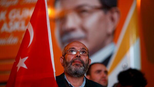 Türkiye - 1 Kasim seçimleri - Sputnik Türkiye