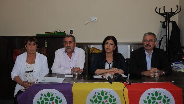 HDP'li Meral Danış Beştaş, seçim sonuçlarına itiraz edeceklerini açıkladı. - Sputnik Türkiye