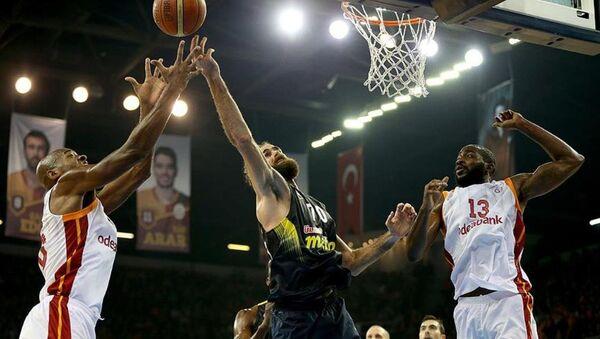 Galatasaray Odeabank-Fenerbahçe - Sputnik Türkiye