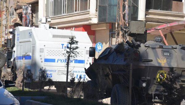 Hakkari, Yüksekova'da çatışma - Sputnik Türkiye