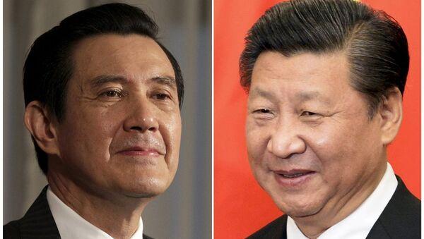 Tayvan ve Çin liderleri, 66 yıl sonra ilk kez bir araya gelecek - Sputnik Türkiye