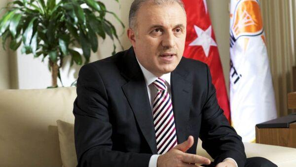 AK Parti İstanbul Milletvekili Aziz Babuşcu - Sputnik Türkiye