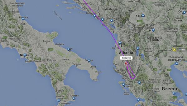 Mısır'a uçan İngiliz uçaklar yarı yoldan dönüyor - Sputnik Türkiye