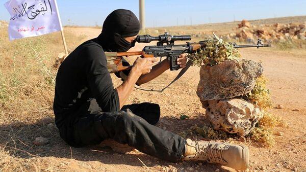 IŞİD'le savaş - Sputnik Türkiye