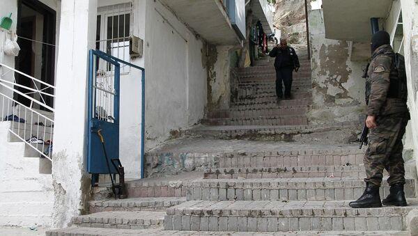 terör-operasyon-polis - Sputnik Türkiye