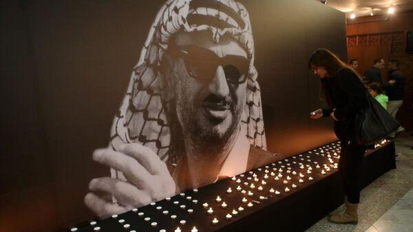 Filistin'in eski lideri Yaser Arafat, ölümünün 11. yıldönümünde anıldı. - Sputnik Türkiye