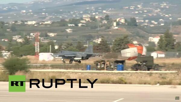 Suriye ordusunun kahraman pilotları - Sputnik Türkiye