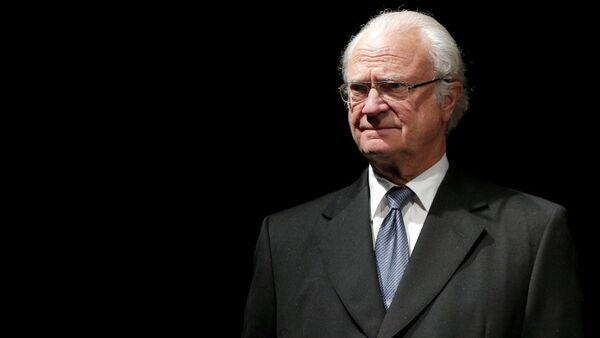 İsveç Kralı Carl Gustaf - Sputnik Türkiye