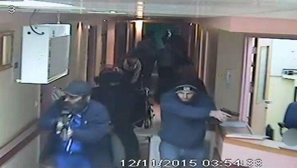 İsrail askeri El Halil'de hastane bastı - Sputnik Türkiye