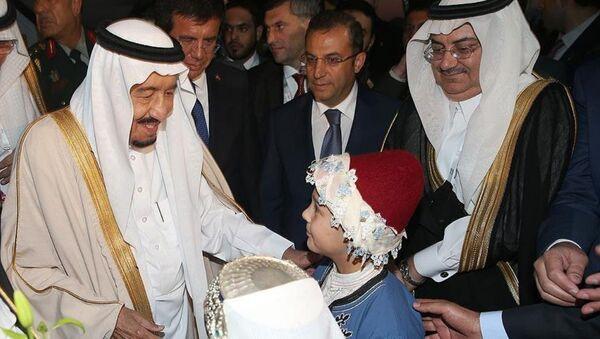 Suudi Arabistan Kralı Selman bin Abdülaziz El Suud - Sputnik Türkiye