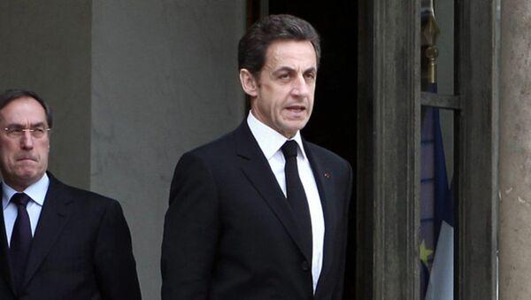 Claude Guéant - Nicolas Sarkozy - Sputnik Türkiye