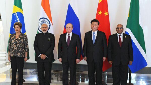 G20'de BRICS Zirvesi - Sputnik Türkiye