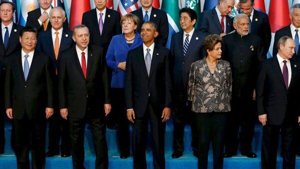 Antalya G20 - Sputnik Türkiye