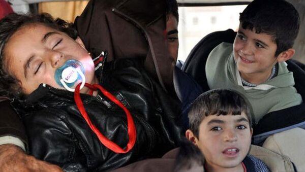 Çanakkale'de 35 Suriyeli yakalandı - Sputnik Türkiye