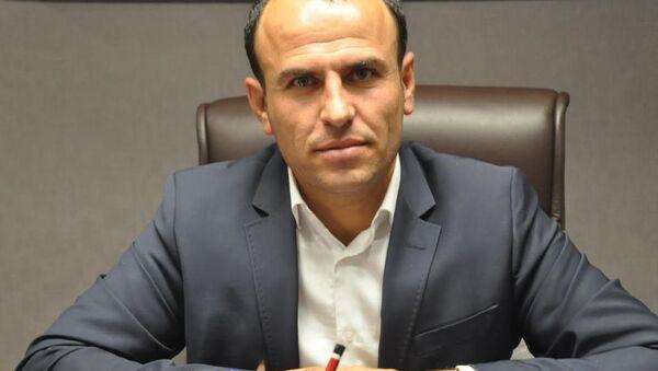 HDP Şırnak Milletvekili Faysal Sarıyıldız - Sputnik Türkiye