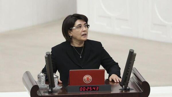 Leyla Zana - Sputnik Türkiye