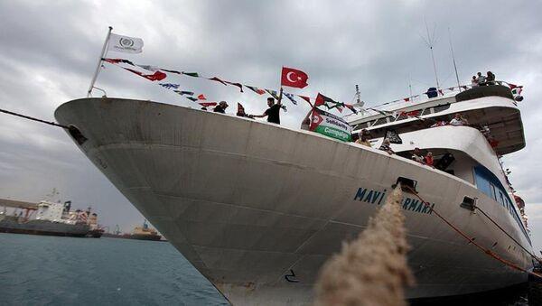 Mavi Marmara - Sputnik Türkiye
