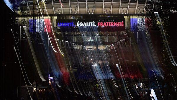 İngiltere'nin Fransa ile tarihi Wembley Stadyumu'nda oynadığı hazırlık maçı - Sputnik Türkiye