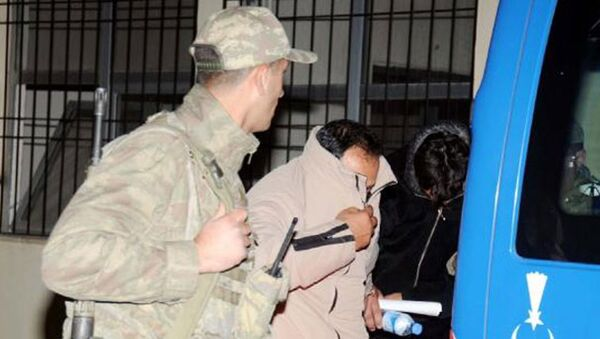 IŞİD tutuklama - Sputnik Türkiye