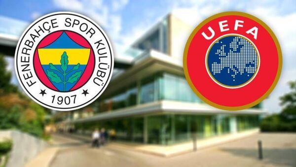 Fenerbahçe-UEFA - Sputnik Türkiye