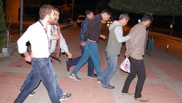 Paris saldırılarının keşifçisi Antalya'da yakalandı - Sputnik Türkiye