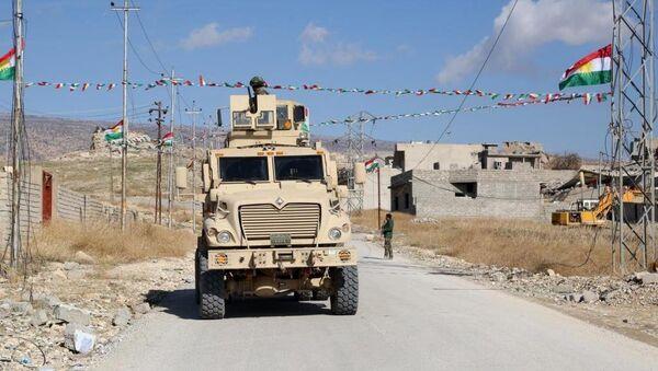 IŞİD'den kurtarılan Sincar'a dönüşler başladı - Sputnik Türkiye